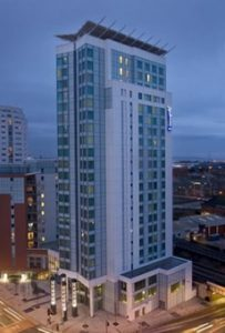 Radisson Blu Hotel, Cardiff City Centre